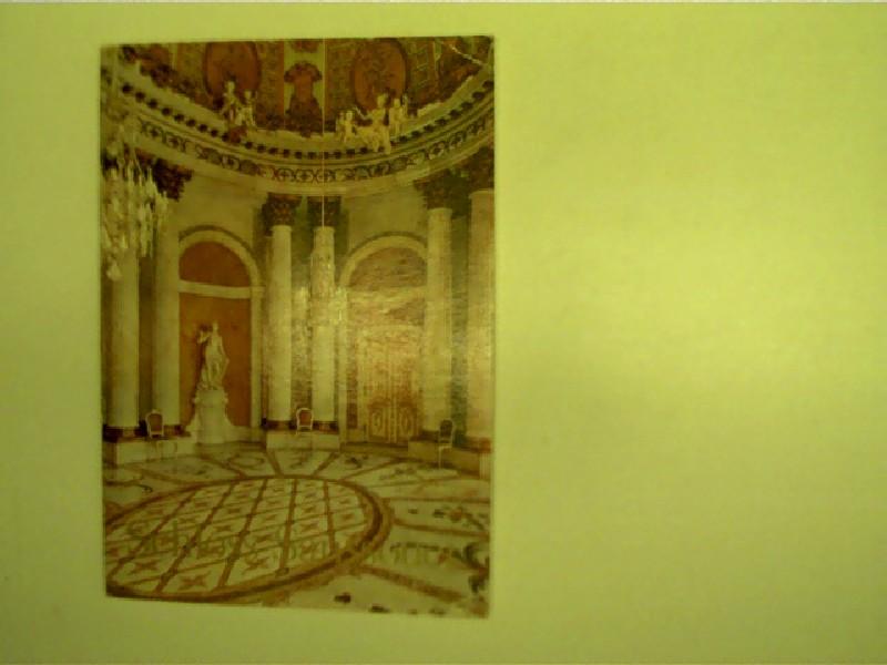 Schloss Sanssouci; 11. Auflage, Buchdeckel mit etwas Gebrauchsspuren, Ecken und kanten gering abgenutzt, ansonsten altersentsprechend gutes Exemplar,