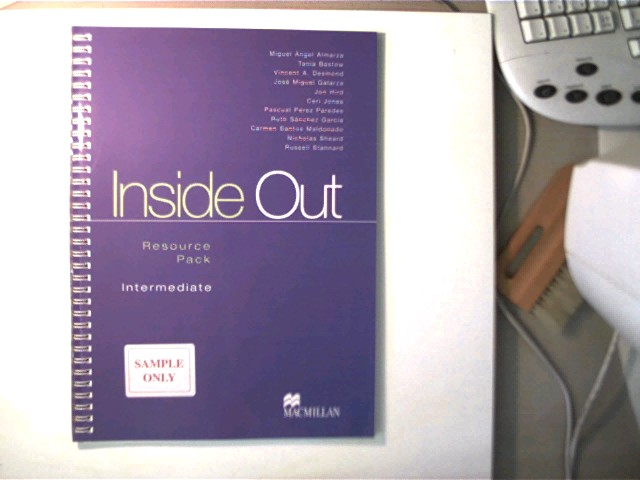 Inside Out - Resource Pack, Intermediate, 6.Auflage, sehr gutes Exemplar,