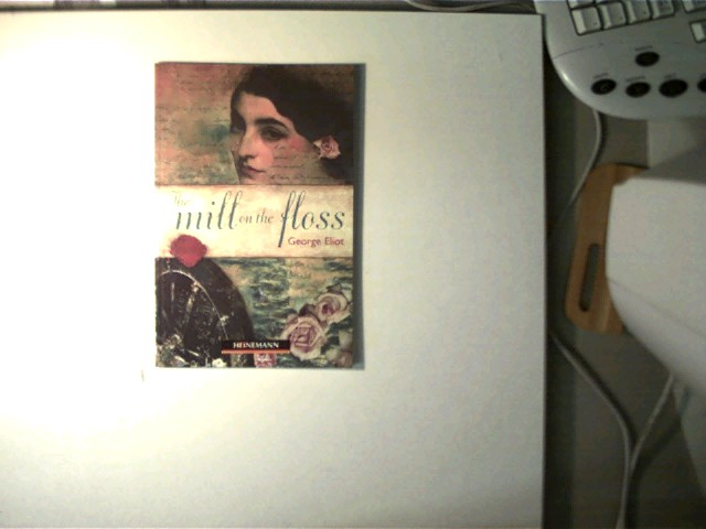 Eliot, George: The mill on the floss, Level Beginner, 1.Auflage, sehr gutes Exemplar,