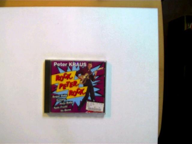 Rock, Peter, Rock; CD wenige leichte Kratzer, Hülle mit einigen Gebrauchsspuren,