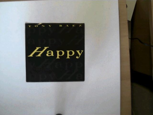Tony Baez: Happy/ Nasty, Platte guter Zustand,