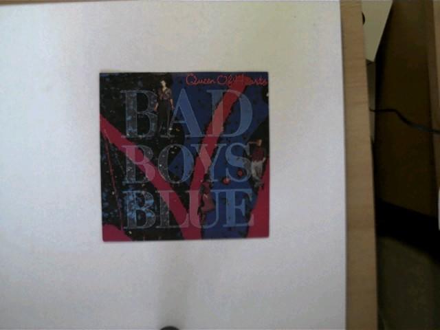 Bad Boys Blue: Queen of Hearts, Platte mit wenig stärkeren Gebrauchsspuren u. einigen Kratzern, ansonsten guter Zustand,