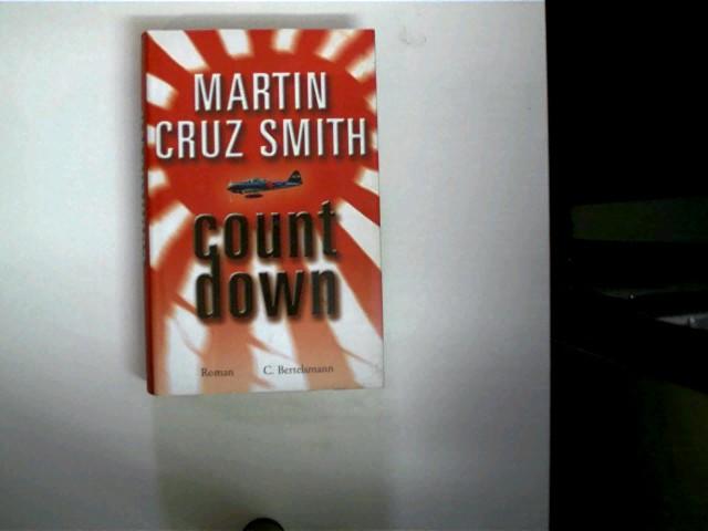 Countdown; 1. Auflage, Stempel auf dem unteren Seitenschnitt, Ecken und Kanten leicht angestoßen, ansonsten gutes Exemplar,