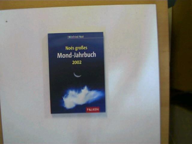 Noes großes Mond-Jahrbuch 2002, gutes Exemplar,