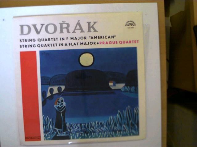 Künstlerkollektiv: Dvorak - String Quartet in F major