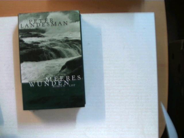 Meereswunden, Roman, gutes Exemplar,