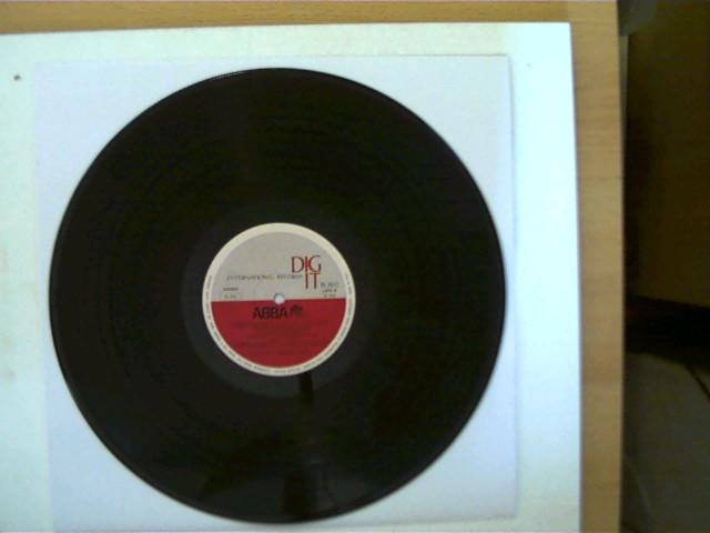 ABBA - The Album (Hülle NEU! nicht Original!), Platte mit stärkeren Gebrauchsspuren u. vielen Kratzern, ansonsten guter Zustand,
