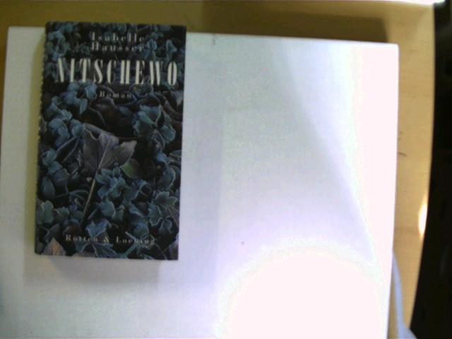 Nitschewo, Roman, 1. Auflage, das Buch ist etwas verzogen, Buchdeckel ist etwas angeschmutzt, ansonsten gutes Exemplar,