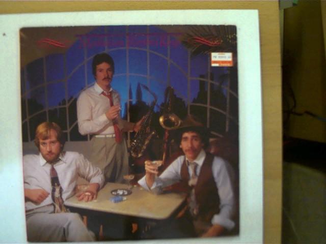 Manhattan Rhythm Kings: Manhattan Rhythm Kings, SELTEN!, Hülle mit leichten Gebrauchsspuren, ansonsten guter Zustand,