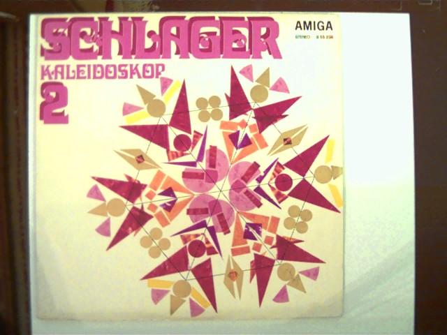 Schlager Kaleidoskop 2; SELTEN!, Hülle mit altersentsprechend etwas Gebrauchsspuren, Platte mit wenigen Kratzern,