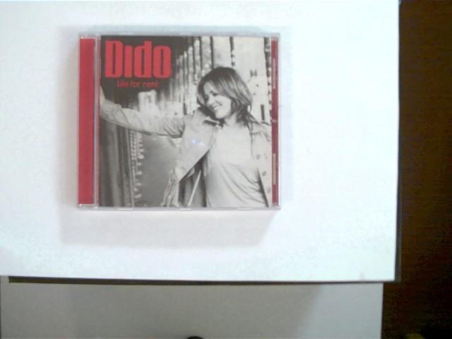 Life for rent; CD mit einigen leichten Kratzern, Hülle mit etwas Gebrauchsspuren,