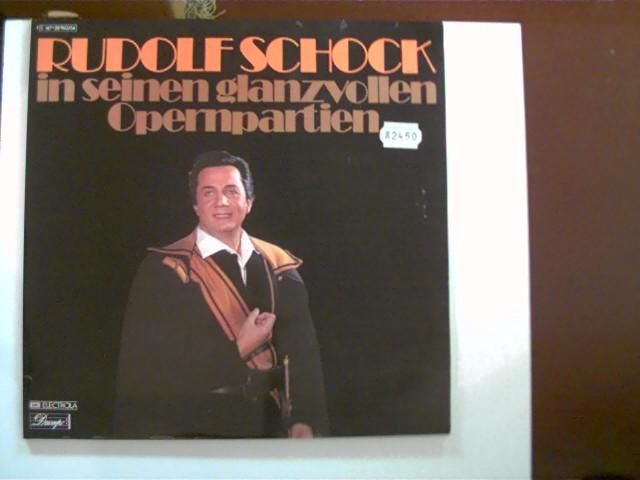 in seinen glanzvollen Opernpartien; Doppel-LP; SELTEN!, Hülle leicht abgenutzt und mit kl. Aufkleber, Schallplatten sehr guter Zustand,