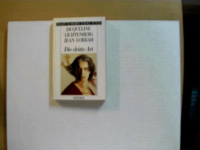 Die dritte Art; Nr. 3830; wohl 1. Auflage, leichte Gebrauchsspuren, Seitenschnitt leicht angeschmutzt, Strich auf dem unteren Buchschnitt, sonst altersentsprechend gutes Exemplar,
