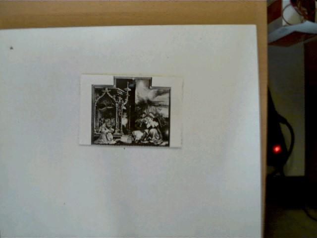 Postkarte: G.753 - Colmar - Musee d´Unterlinden, Karte hinten mit einem kleinem Strich bemalt, ansonsten gutes Exemplar,