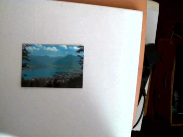Postkarte: Tegernsee Tal, Oberbayern, Ecken leicht beschrieben, kl. Schriftzug auf der Rückseite, ansonsten gutes Exemplar,