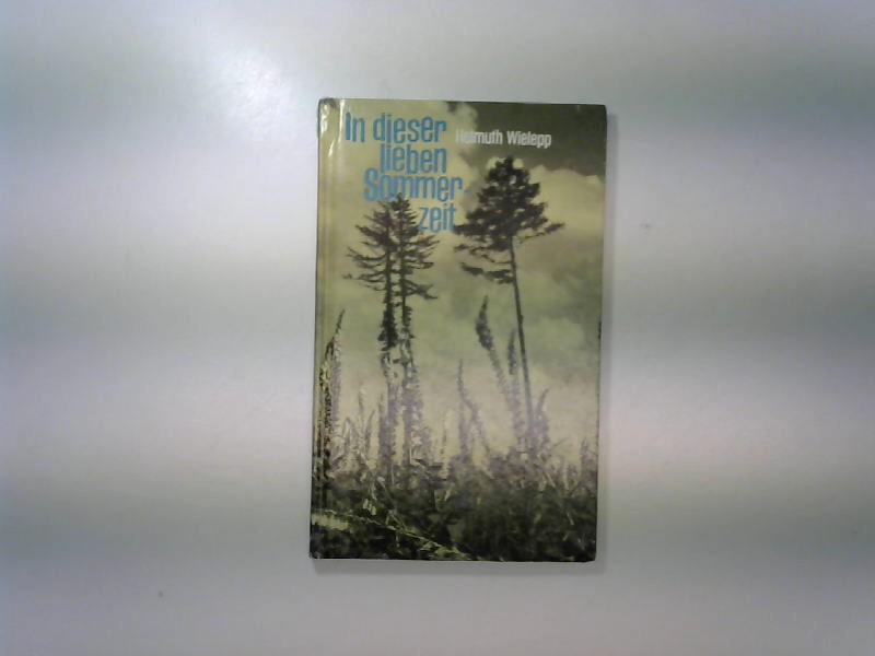 In dieser lieben Sommerzeit, 2. Auflage, Buchdeckel innen mit einem Zettel beklebt u. mit einem Stempel, Seite 27 mit einem Schriftzug, Buchrücken u. Buchdeckel mit einigen Gebrauchsspuren, ansonsten altersentsprechend gutes Exemplar,