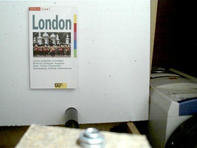London, London entdecken und erleben, 3. Auflage, gutes Exemplar