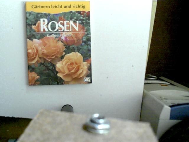 Rosen, Gärtnern leicht und richtig, gutes Exemplar,