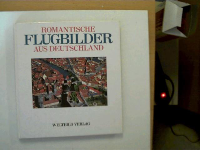 Romantische Flugbilder aus Deutschland, Seite 15 ein Bild weggeschnitten, ansonsten gutes Exemplar,