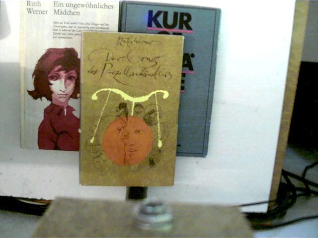 3 Bücher der deutschen Autorin Ruth Werner: 1. Der Gong des Porzellanhändlers, 2. Kurgespräche, 3. Ein ungewöhnliches Mädchen, , Konvolut Bücherpaket,