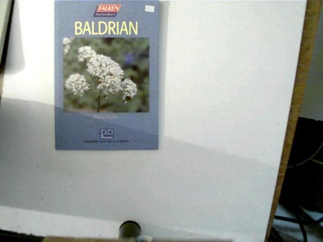 Baldrian, grau-blauer Paperback,