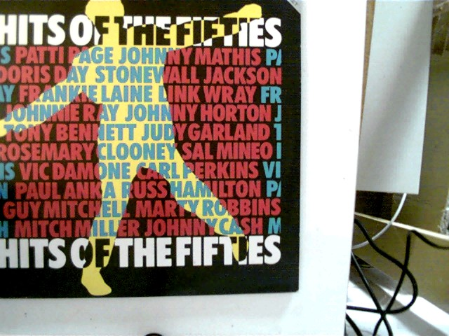The Collector Series - Hits of the Fifties, Original Schutzhülle!!, Hülle am Rand mit leichten Gebrauchsspuren, Platte sehr guter Zustand, ansonsten guter Zustand,