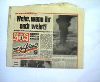 BZ am Abend, 18. Jahrgang, Nr. 166, 19. Juli 1966,