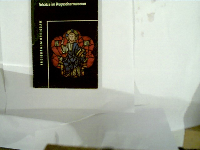 Autorenkollektiv: Schätze im Augustinermuseum,