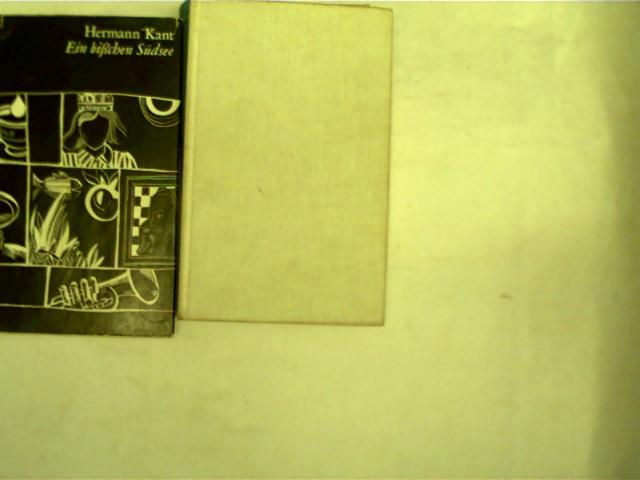 Sammlung von 2 Büchern von Hermann Kant: 1.Ein bischen Südsee , 2.Das Impressum, , Konvolut Bücherpaket,