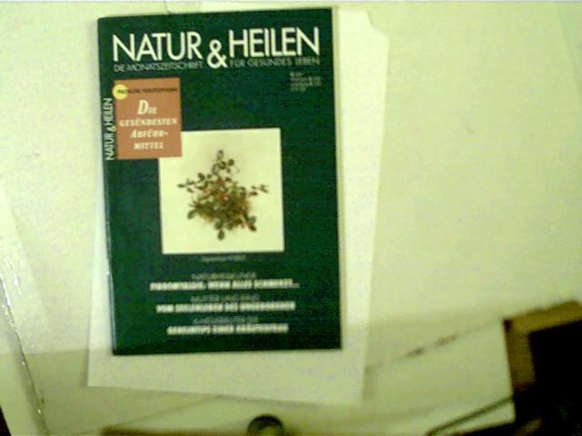 Natur & Heilen, 9/2003, Die Monatszeitschrift für gesundes Leben,