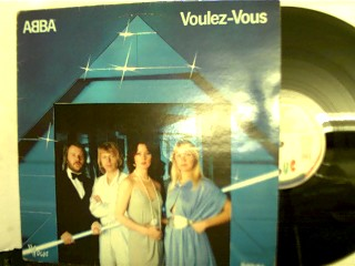 Voulez -  Vous, seltene Ausgabe, Stereo, Label bunt,