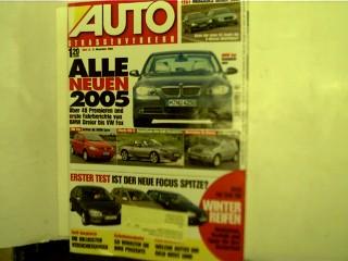 Autorenkollektiv: Auto Strassenverkehr - Heft 23 - 5. November 2004,