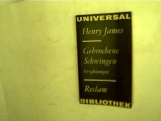 Gebrochene Schwingen - Erzählungen, Band 943, 1. Aufl.,