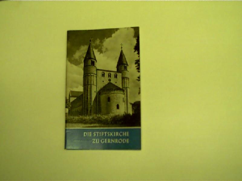 Die Stiftskirche zu Gernrode, 3. Auflage,