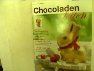 Chocoladen Seiten -  Ostern 2012, Das Lindt Magazin für Geniesser;