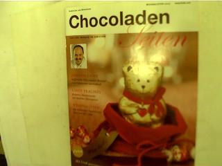 Chocoladen Seiten -  Weihnachten 2012, Das Lindt Magazin für Geniesser;