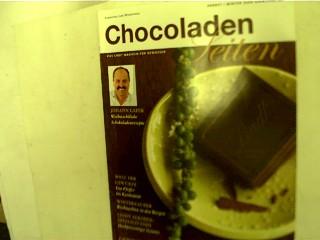 Chocoladen Seiten -  Herbst / Winter 2006, Das Lindt Magazin für Geniesser;