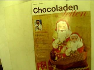 Chocoladen Seiten -  Herbst / Winter 2007, Das Lindt Magazin für Geniesser;