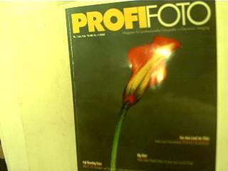 ProfiFoto, Heft 1/1996, Magazin für professionelle Fotografie + Elektronic Imaging,