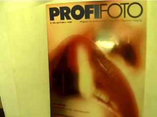 ProfiFoto, Heft 2/1996, Magazin für professionelle Fotografie + Elektronic Imaging,