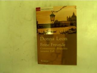 Feine Freunde, Commissario Brunettis neunter Fall - Roman,