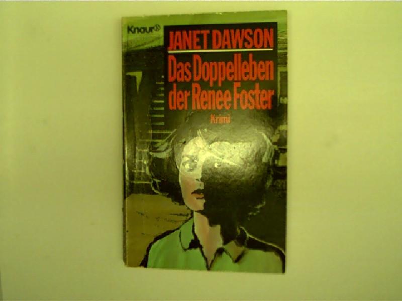 Das Doppelleben der Renee Foster, Krimi, Dt. Erstausg.,