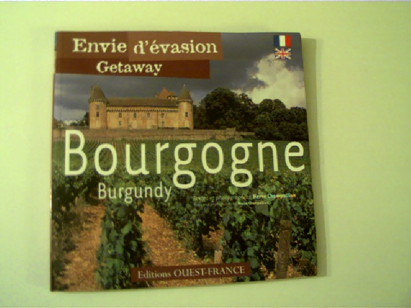 Champollion, Herve: Bourgogne, Burgundy,