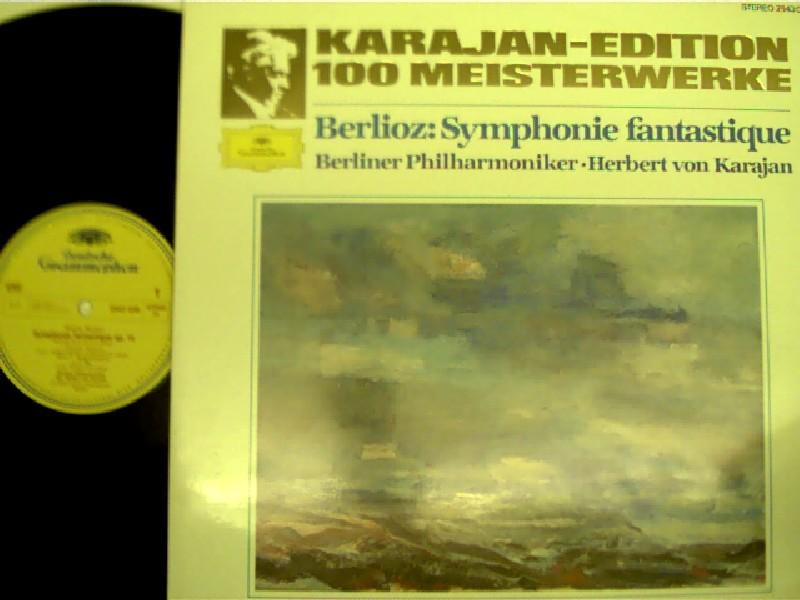 Berlioz: Symphonie Fantastique, Karajan-Edition - 100 Meisterwerke, Eine Aufnahme aus der Berliner Philharmonie,