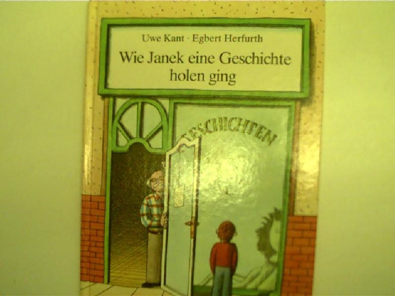 Wie Janek eine Geschichte holen ging, 5. Auflage,