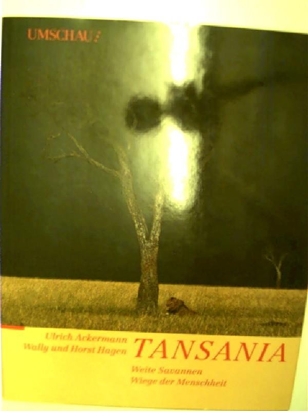Tansania, weite Savannen, Wiege der Menschheit,