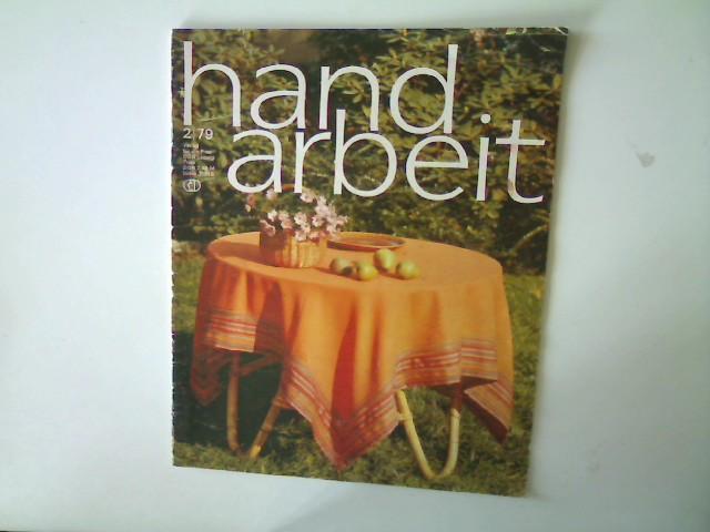 Handarbeit (DDR - Zeitschrift) ----------- Ausgabe 2 1979,