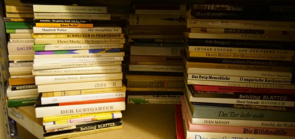116x = ausgewählte große Eulenspiegel - Büchersammlung (ehemaliger und sehr bekannter DDR-Verlag), ca. 100 DDR-Autoren, die damals meistens nur wenig bekannt waren ..., besondere Sammlung von Büchern (über 110!) von heute oft nur noch wenig bekannten DDR-Autoren im Eulenspiegelverlag,