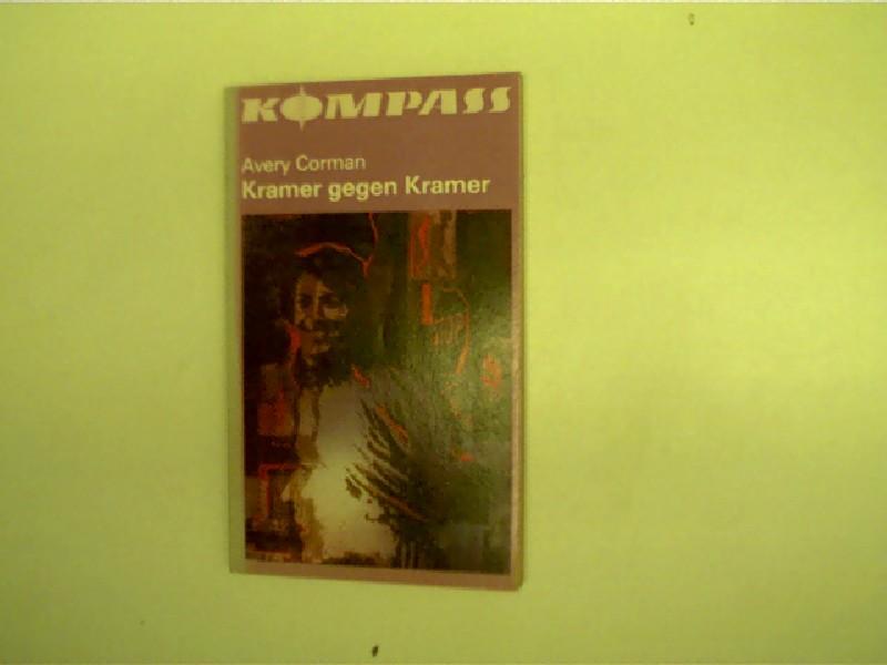 Kramer gegen Kramer, Deckel nur etwas abgenutzt, ansonsten gutes Exemplar,
