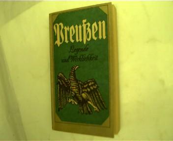 Preußen - Legende und Wirklichkeit -, schönes Exemplar,